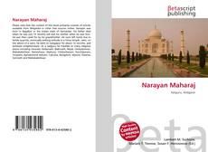 Bookcover of Narayan Maharaj