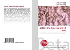 Bookcover of Salt in the American Civil War