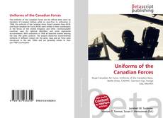 Bookcover of Uniforms of the Canadian Forces