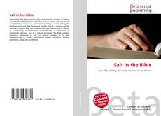 Bookcover of Salt in the Bible