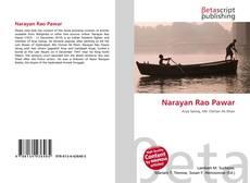 Bookcover of Narayan Rao Pawar