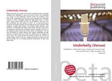 Обложка Underbelly (Venue)