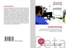 Bookcover of Underclocking