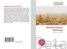 Buchcover von Narayan Sarovar Sanctuary
