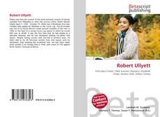 Capa do livro de Robert Ullyett