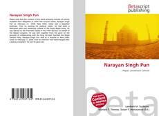 Bookcover of Narayan Singh Pun