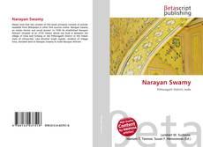 Обложка Narayan Swamy