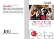 Capa do livro de Magic Knight Rayearth (Super Famicom Game)