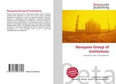 Portada del libro de Narayana Group of Institutions