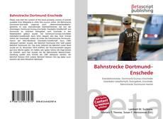 Обложка Bahnstrecke Dortmund–Enschede