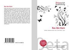 Bookcover of Ras Ibn Hani