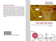 Salt Lake City Saints kitap kapağı