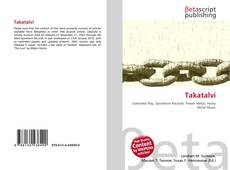 Bookcover of Takatalvi