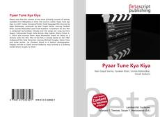 Pyaar Tune Kya Kiya kitap kapağı