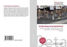 Couverture de Underdog (Competition)