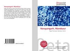 Bookcover of Narayangarh, Mandsaur