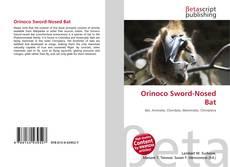 Copertina di Orinoco Sword-Nosed Bat