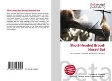 Обложка Short-Headed Broad-Nosed Bat