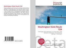 Washington State Route 534 kitap kapağı
