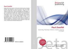 Paul Zweifel kitap kapağı