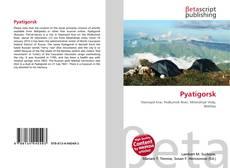 Buchcover von Pyatigorsk
