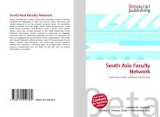 Bookcover of South Asia Faculty Network