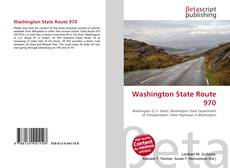 Обложка Washington State Route 970