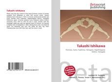 Takashi Ishikawa kitap kapağı