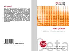 Bookcover of Rasa (Band)