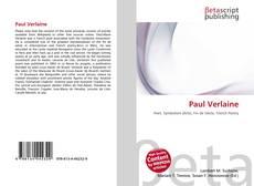 Bookcover of Paul Verlaine