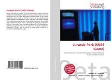 Jurassic Park (SNES Game) kitap kapağı
