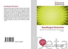 Buchcover von Rasalhague Dominion