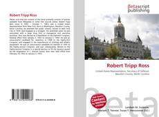 Bookcover of Robert Tripp Ross