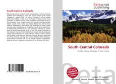 Bookcover of South-Central Colorado