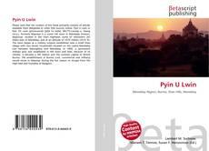 Обложка Pyin U Lwin