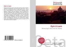 Bookcover of Pyin U Lwin