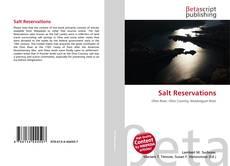 Bookcover of Salt Reservations
