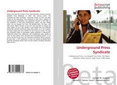 Обложка Underground Press Syndicate