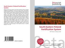 Обложка South-Eastern Finland Fortification System