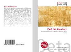 Bookcover of Paul the Silentiary