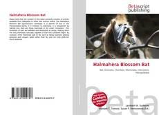 Buchcover von Halmahera Blossom Bat