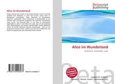 Bookcover of Alice im Wunderland