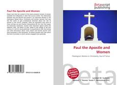Bookcover of Paul the Apostle and Women