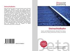 Bookcover of Steinachtalbahn