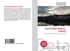 Bookcover of South-West Region, Ireland