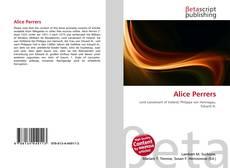 Portada del libro de Alice Perrers