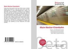 Capa do livro de Main-Neckar-Eisenbahn