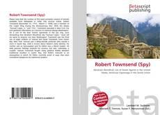 Capa do livro de Robert Townsend (Spy)