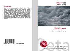 Bookcover of Salt Storm