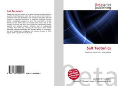 Bookcover of Salt Tectonics